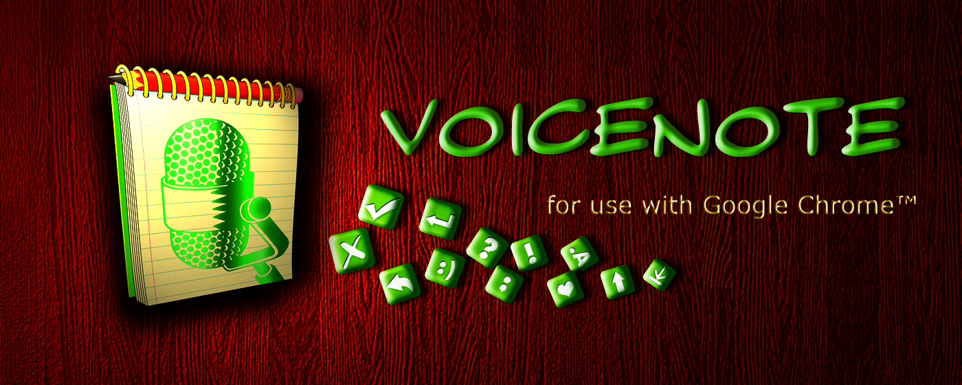 VoiceNote ♥ Speech to text